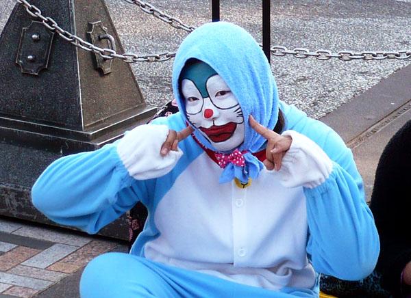 Harajuku Doraemon