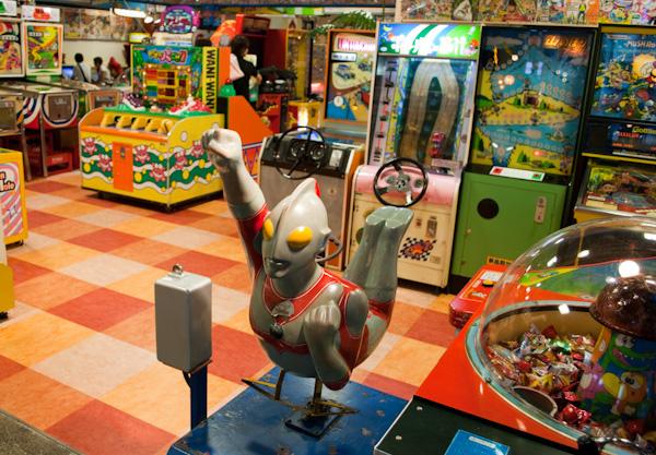Ultraman in Odaiba