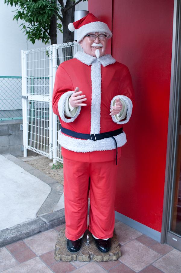 Santa Sanders