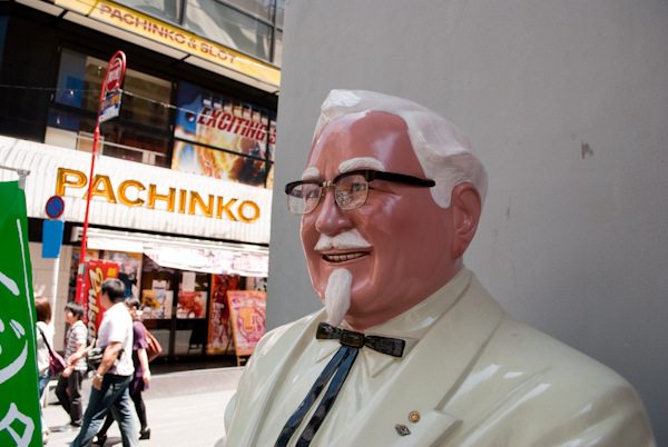 Colonel Sanders Harajuku