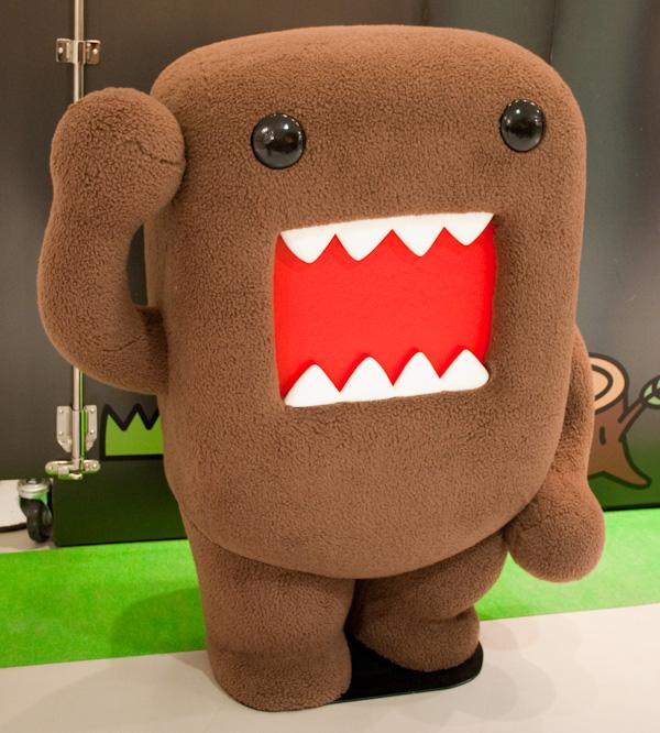Domokun mascot