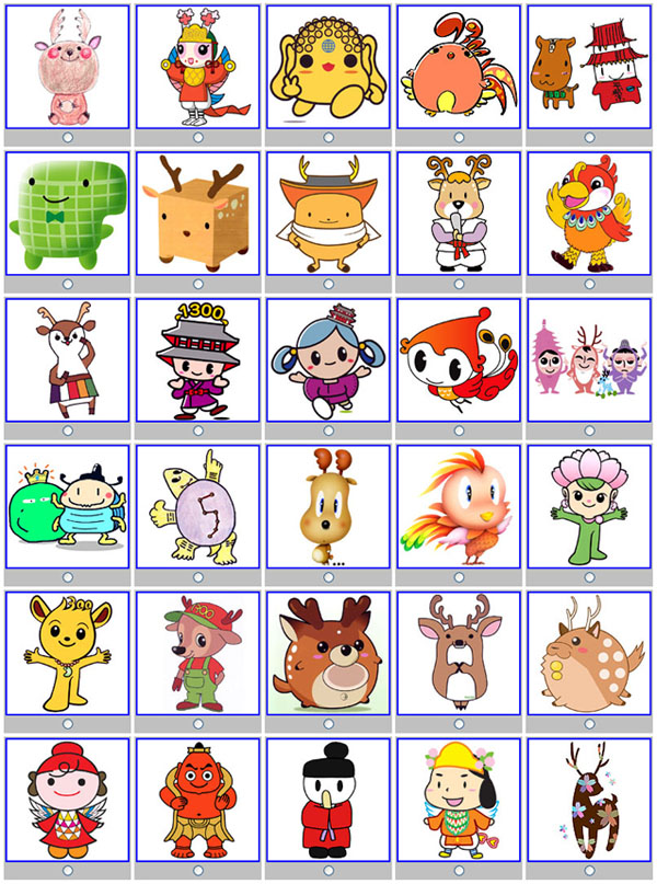 Nara Character