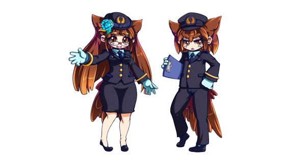 Seya Yokohama Kanagawa police mascot