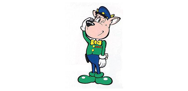 Yamagata police mascot