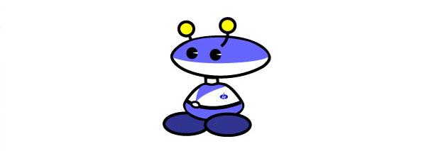 Nagasaki police mascot