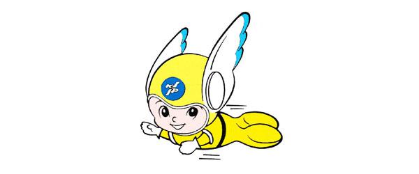 Kanagawa police mascot