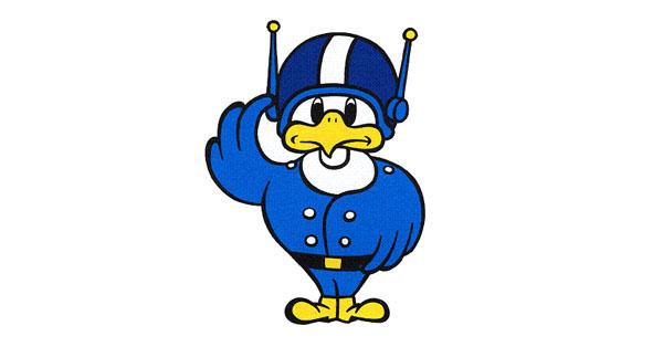 Nagano Police force mascot