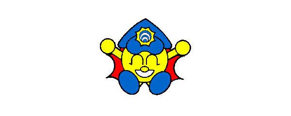Tokushima police mascot