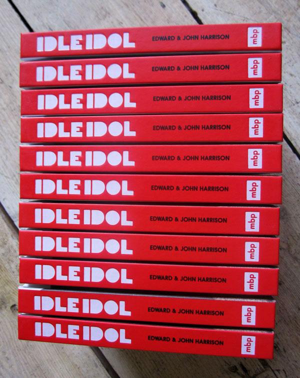 Idle Idol stacked